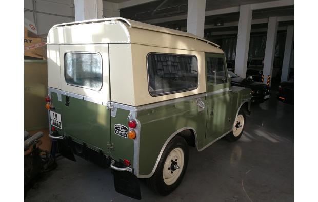 Hard Top Land Rover Santana 88 - Serie 2