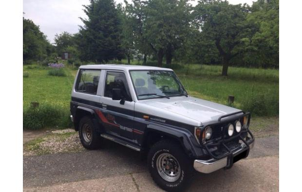 Toyota Land Cruiser Turbo LJ 70 Special