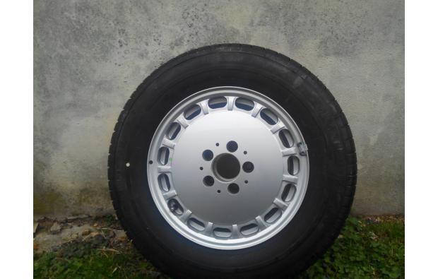 jante pneu neuf 15 pouce mercedes w126 accessoires picardie. Black Bedroom Furniture Sets. Home Design Ideas