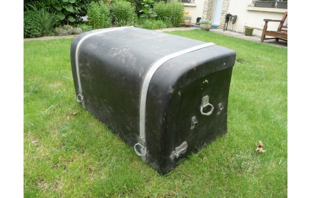 malle coffre donnet zedel ann e 1925 30 pi ces d tach es haute normandie. Black Bedroom Furniture Sets. Home Design Ideas